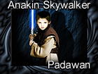 Anakin Skywalker Padawan version