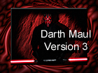 DARTH MAUL VERSION 3
