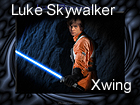 LUKE SKYWALKER XWING GEAR