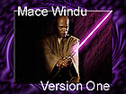 MACE WINDU VERSION ONE