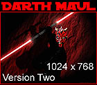 DARTH MAUL VERSION TWO 1024 x 768