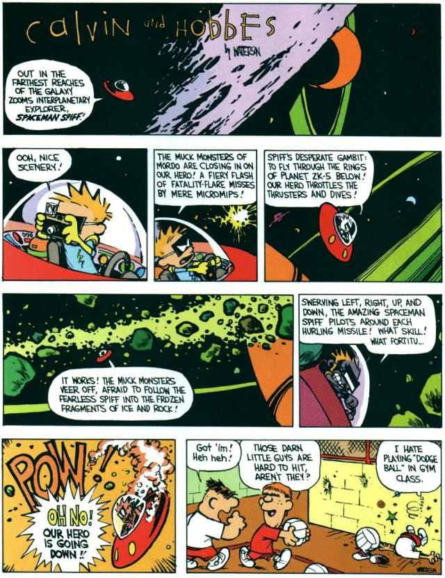 Dailystrips 2009 10 18 as well Lets Go Exploring 11 Things About additionally Ajedrez as well 198812 furthermore Snow Outer Space Calvin And Hobbes Wallpaper 74352. on calvin and hobbes