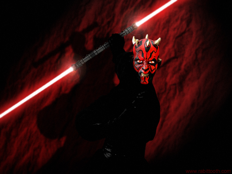 star wars darth maul wallpaper
