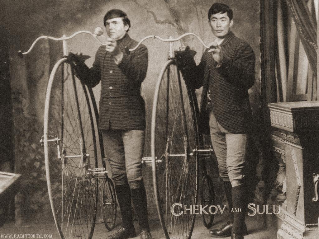 star trek steampunk Steamchekovsulu